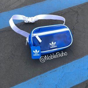 Adidas Tinted Waist / Fanny Pack Translucent Blue